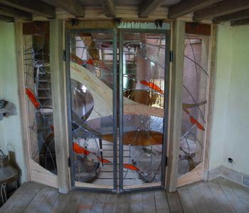Caucheteux Olivier - Création et restauration de vitraux